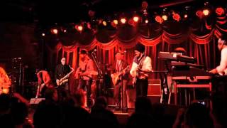 Soulive feat London Souls- Steady Are You Ready (Sat 3/16/13 Set 1)