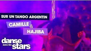DALS S08 - Camille Lacourt et Hajiba Fahmy pour un tango argentin sur