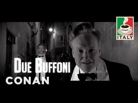 Conan & Jordan's Fake Italian Movie Trailer- CONAN on TBS