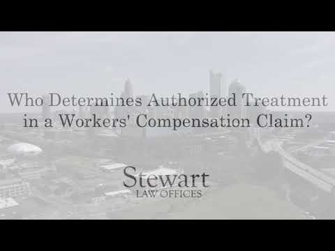 Who Determines Authorized Medical Treatment For Workers' Comp - Charlotte, NC - Stewart Law Offices