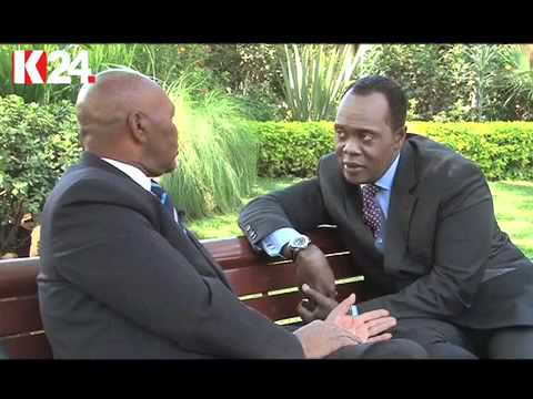 Capital Talk Kipchoge Keino Part 2