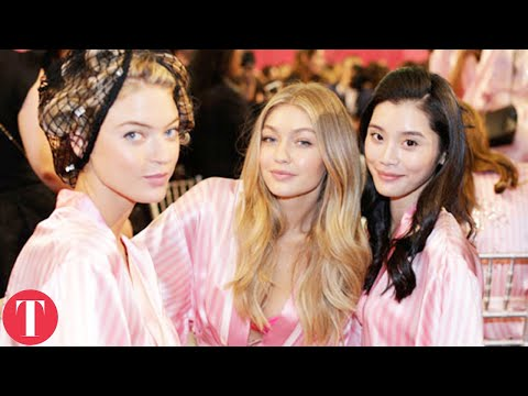10 Secrets Behind The Victorias Secret Fashion Show
