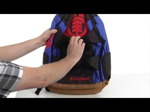 91ed26eae1 Element Mohave 2.0 Backpack SKU  8172261 - YouTube