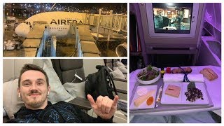 Flying to China in 1st Class! thumbnail