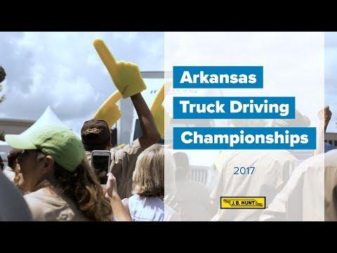 Arkansas Truck Driving Championships 2017