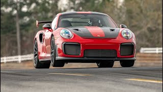 Porsche 911 Gt2 Rs Record Lap At Road Atlanta – Highlight Film With Randy Pobst Onboard Camera