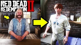 THE BIG SECRET HE IS HIDING IN RED DEAD REDEMPTION 2