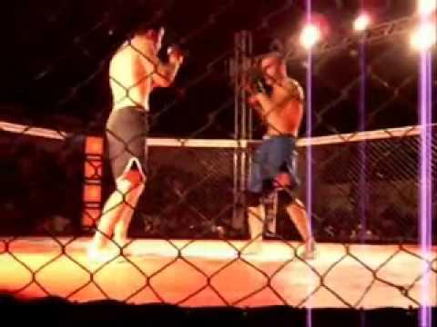FABIO AMORIM VS EDGAR SILVA - NITRIX SHOW FIGHT 1