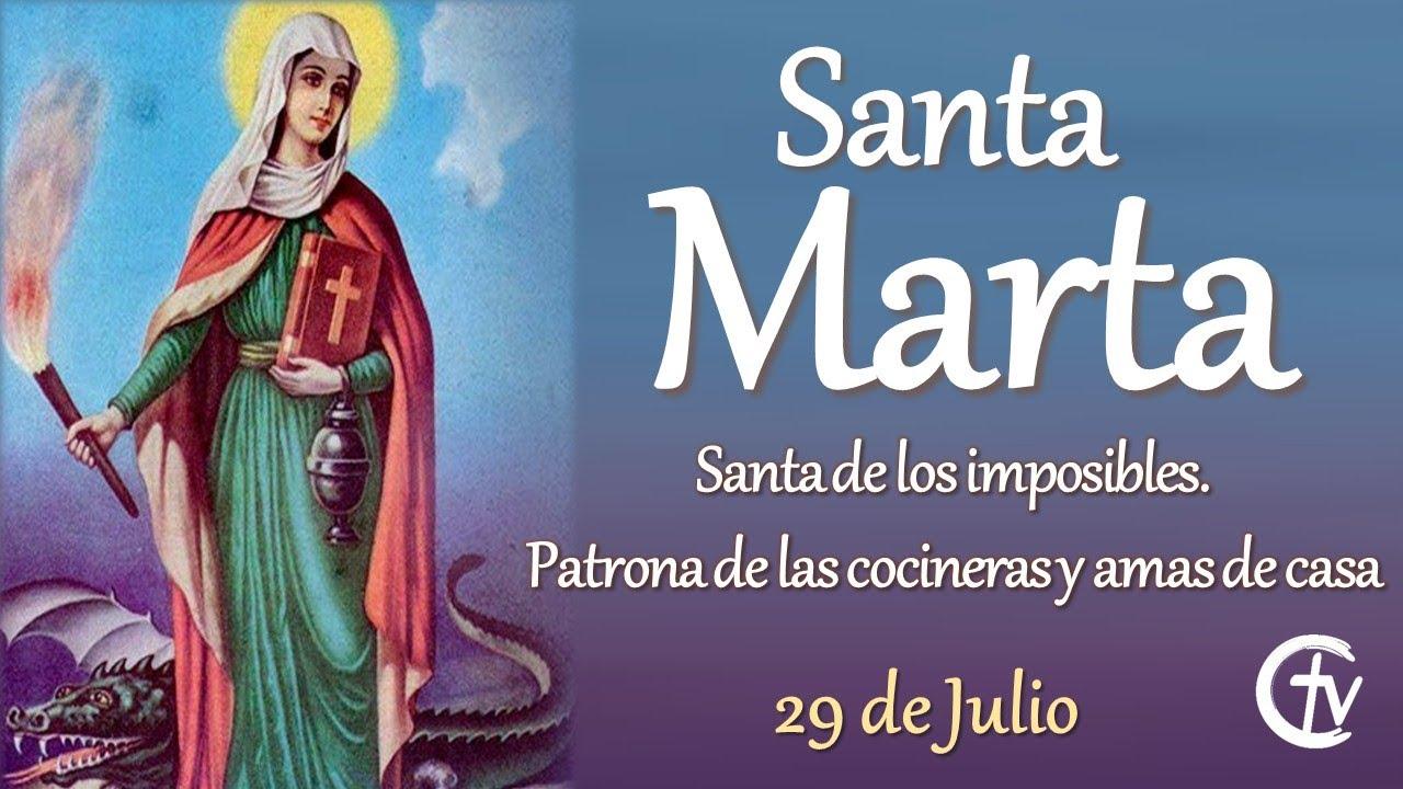 Santa Marta Santa De Los Imposibles Youtube