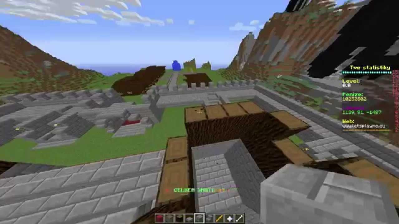 Jirka Hraje - Minecraft Moje Království - YouTube