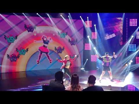 Desi Hoppers  FrontRow  World of Dance Finals 2017  WODFINALS17