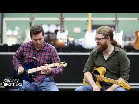 Telecaster Tuesday with Tyler from Music is Win