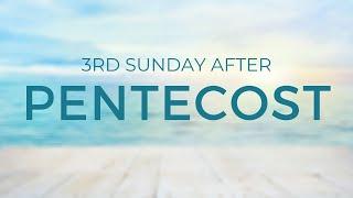 6/21/20 Online Worship Service - Trinity Lutheran Church, Ventura