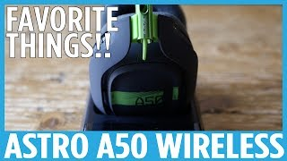 Astro A50 Wireless Headphones: Why We Love Them...