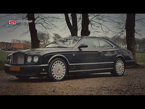 Bentley Brooklands review