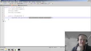 Objektorientierte Programmierung in Java (Einstieg) | 9. Tutorial