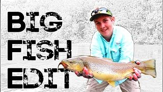 Fly Fishing the Ozarks: Big Fish Edit