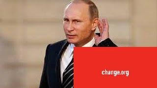 Петиция президенту, change org, обман?(, 2017-04-09T09:00:29.000Z)