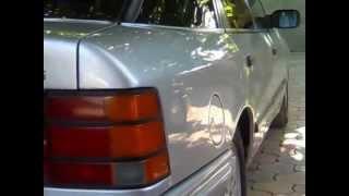 Ford Scorpio. V6/2.4L. MATTRIX.wmv