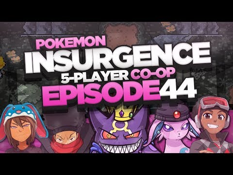 "Pokémon Insurgence 5-Player Randomized Nuzlocke - Ep 44 ""IT'S ALL IN OUR MINDS"""