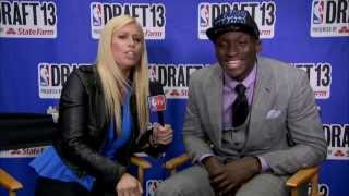 Victor Oladipo's Draft Night Singing Session!
