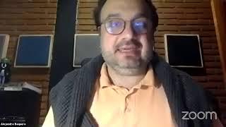 Clase Magistral de Héctor Vudoyra