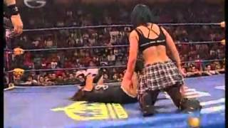 Christina Von Eerie Pedigree & Pin