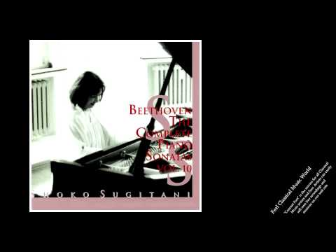Shoko Sugitani: Beethoven Piano Sonatas Vol.10