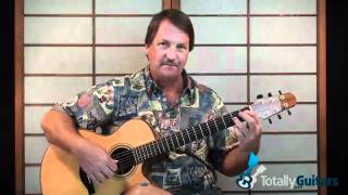Please Come Home For Christmas Guitar Lesson Preview - Charles Brown