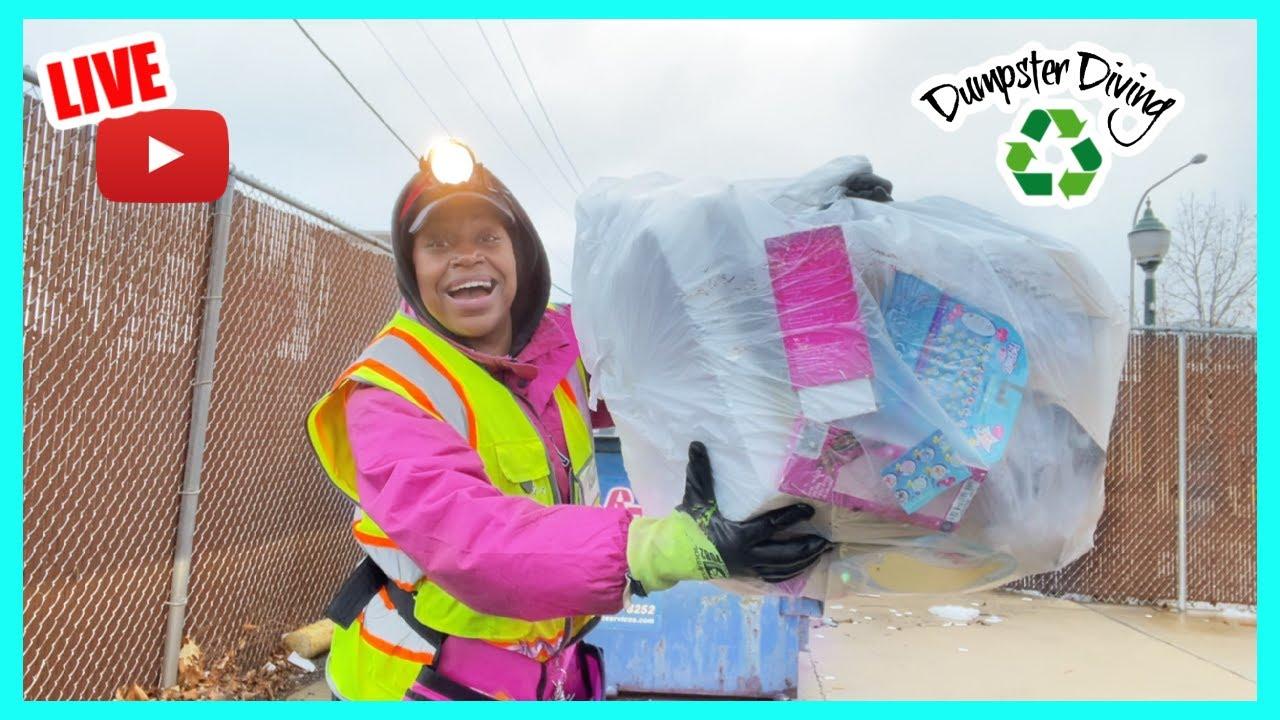 Dumpster Diving: SCORED AGAIN @ Bath & Body + More!! 📦 📦