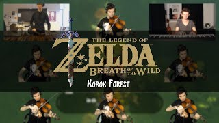 Zelda: Breath of the Wild - Korok Forest Cover ft. Coxev