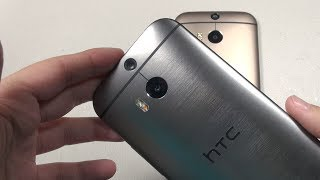 HTC One M8: First Impressions & Dot View Case