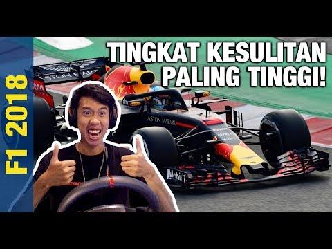 SANG MASTER, JUNIOR JOHAN BERAKSI!   F1 2018 Indonesia