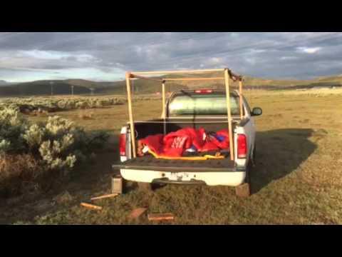 2015 Livin Lite Quicksilver Tc1 Soft Side Truck Tent