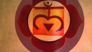 Muladhara Chakra (Root Chakra). With YogaMama Gina