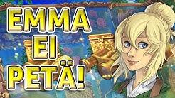 Veikkauksen Emma ei petä