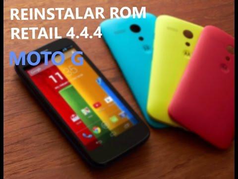 Stock Rom / Firmware Motorola Moto G3 3° Geração XT1544