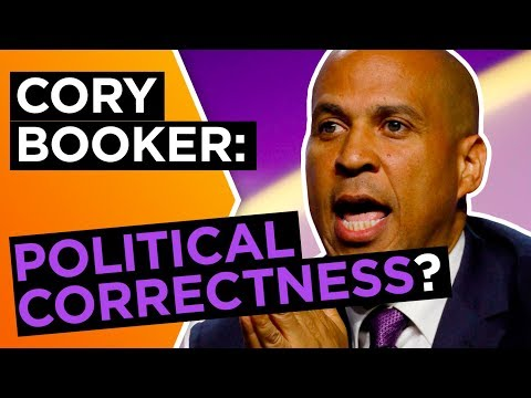 Cory Booker on political correctness: Is censoring others really the best way?