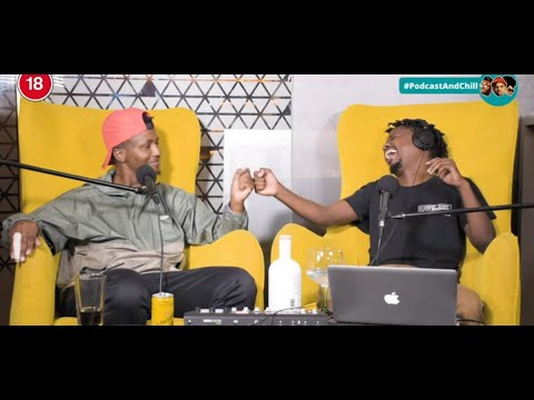 Download 6 gigs a day at Ambitiouz and no pay - Emtee Mac G podcast