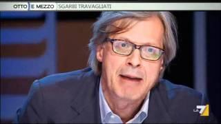 Travaglio & Sgarbi (Otto e Mezzo, 15/06/2011)