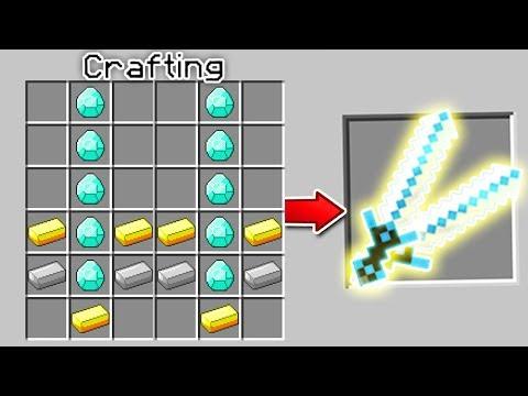 LES ARMES LES PLUS LONGUES DE MINECRAFT - Minecraft MOD