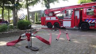 Brand in stal Vaarselstraat So…