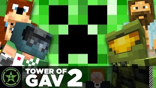 Let's Play Minecraft: Ep. 191 - Tower of Gav Part 2