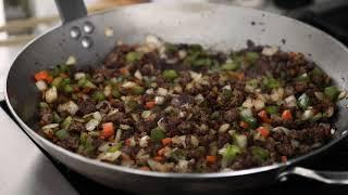 Stovetop Beef Baked Ziti