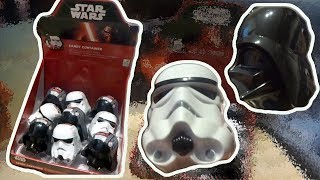 Star Wars Darth Vader Stormtrooper 9 Kinder Surprise Eggs thumbnail
