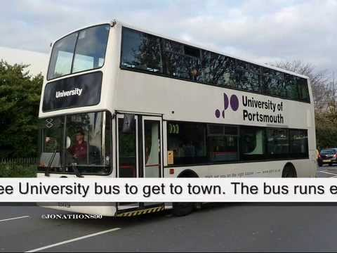 QEQM Hall - University of Portsmouth
