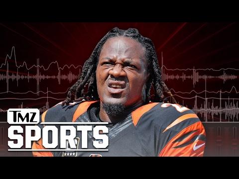 PACMAN JONES CUSSES OUT AGGRESSIVE 911 OPERATOR | TMZ Sports