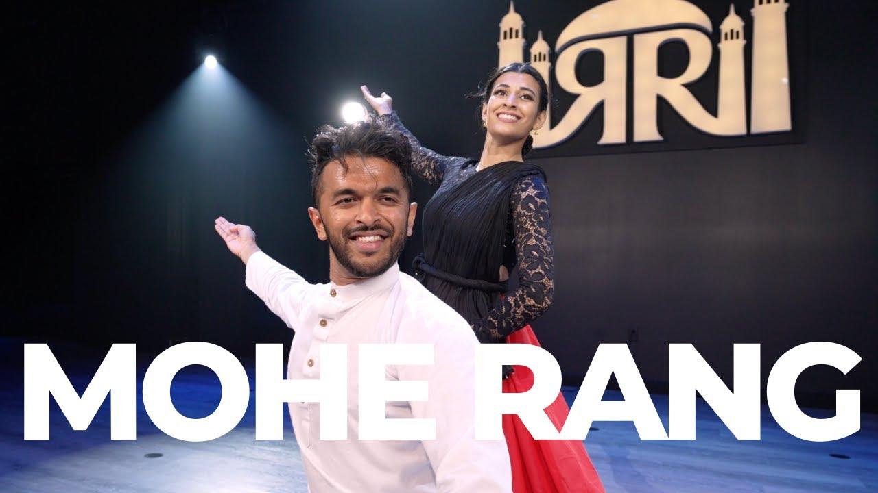 Rohit Gijare x RRB Dance Company I Semi Classical I Mohe Rang Do Laal