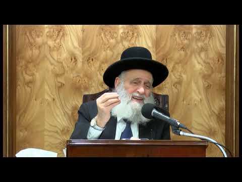 הרב ראובן אלבז - פרשת וארא - הכנה מקדימה