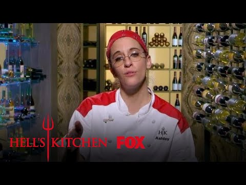Gordon Ramsay Kicks Ashley Out Of The Kitchen | Season 17 Ep. 3 | HELL'S KITCHEN: ALL STARS